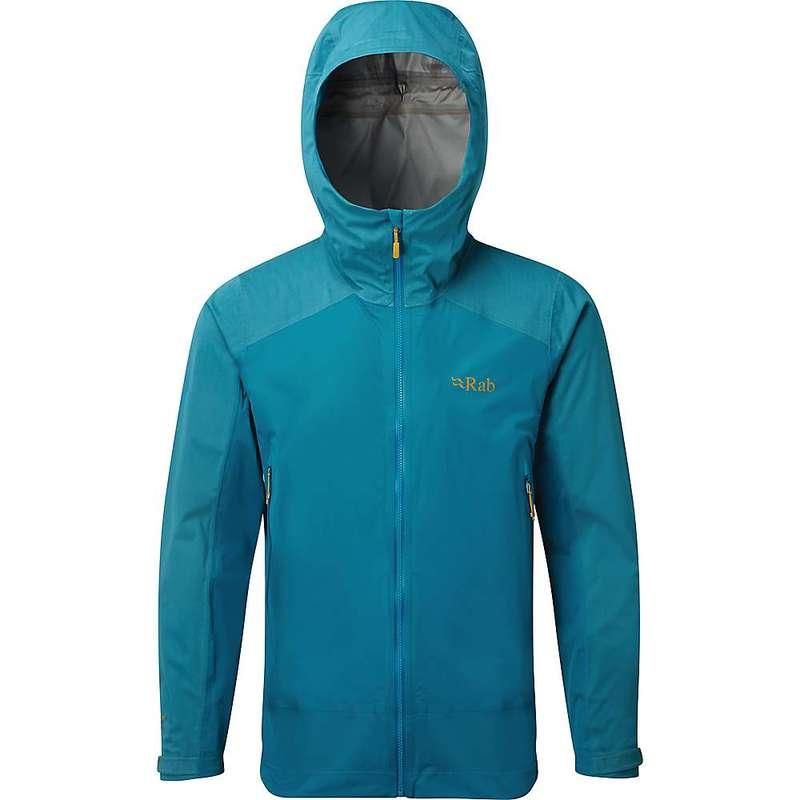 ラブ メンズ ジャケット・ブルゾン アウター Rab Men's Kinetic Alpine Jacket Azure