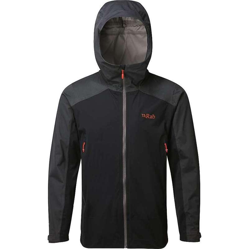 ラブ メンズ ジャケット・ブルゾン アウター Rab Men's Kinetic Alpine Jacket Beluga
