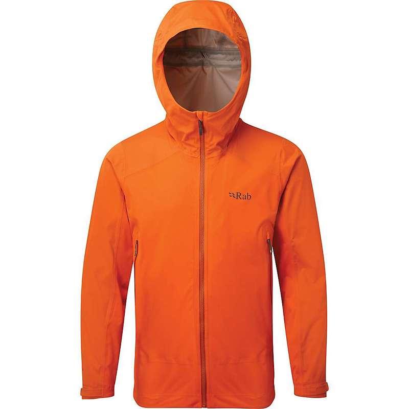 ラブ メンズ ジャケット・ブルゾン アウター Rab Men's Kinetic Alpine Jacket Firecracker
