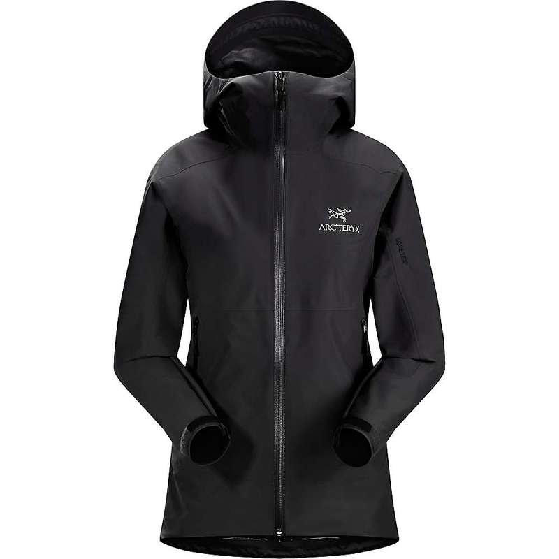 アークテリクス レディース ジャケット・ブルゾン アウター Arcteryx Women's Zeta SL Jacket Black