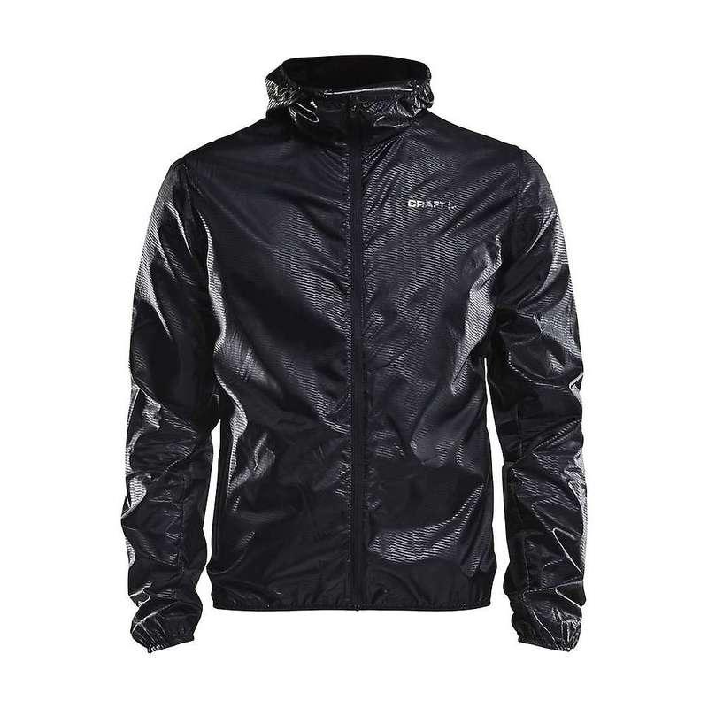クラフトスポーツウェア メンズ ジャケット・ブルゾン アウター Craft Men's Breakaway Light Weight Jacket Black