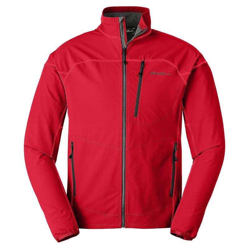 エディー バウアー メンズ ジャケット・ブルゾン アウター Eddie Bauer First Ascent Men's Sandstone Soft Shell Jacket Cardinal