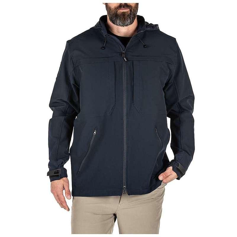 5.11 タクティカル メンズ ジャケット・ブルゾン アウター 5.11 Tactical Men's Braxton Jacket Peacoat