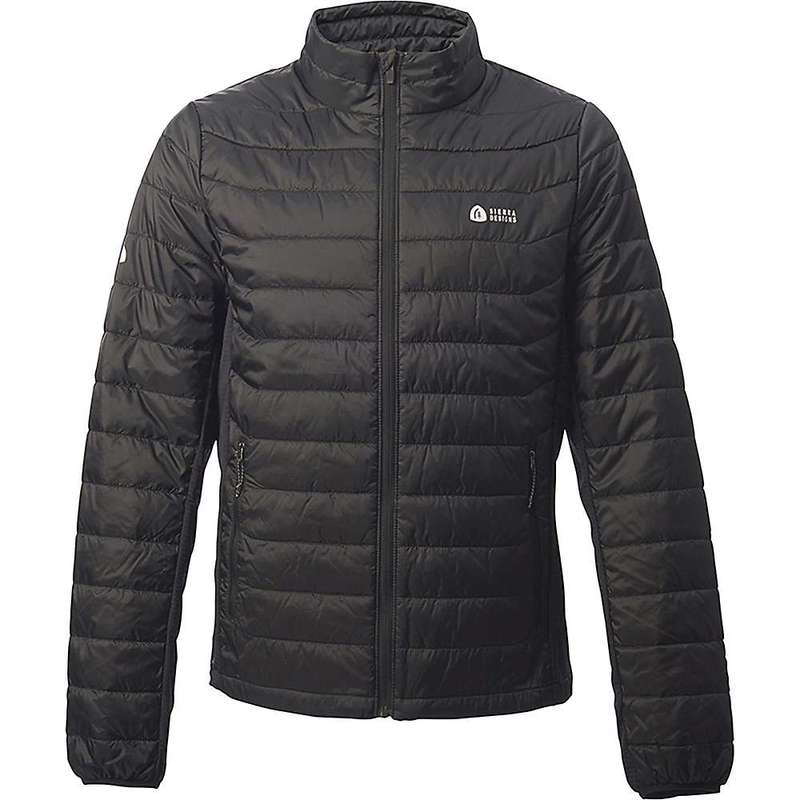 シェラデザインズ メンズ ジャケット・ブルゾン アウター Sierra Designs Men's Tuolumne Sweater Black/Black