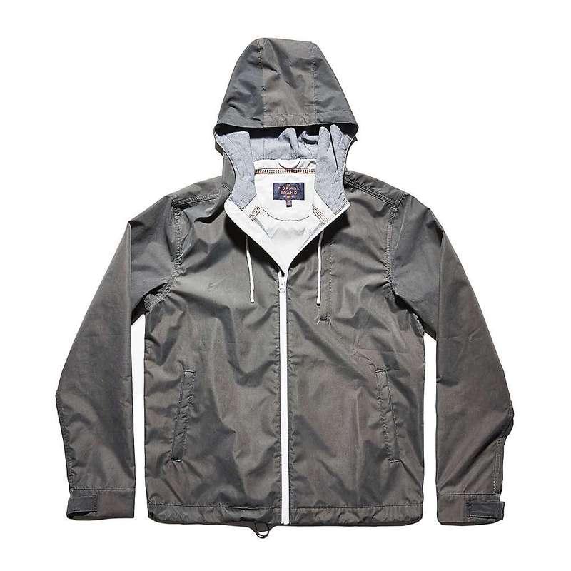 ノーマルブランド メンズ ジャケット・ブルゾン アウター The Normal Brand Men's Leland Rain Jacket Night Sky