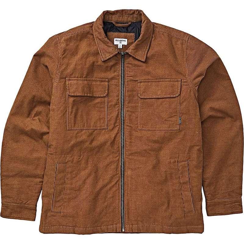 ビラボン メンズ ジャケット・ブルゾン アウター Billabong Men's Barlow Zip Jacket Hash
