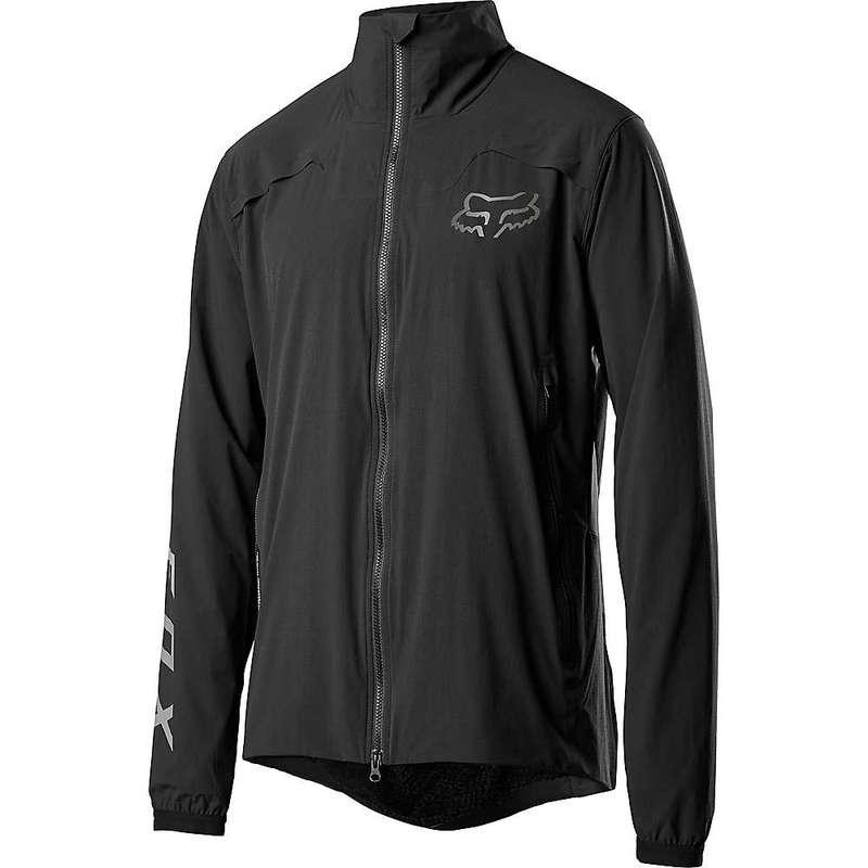 フォックス メンズ ジャケット・ブルゾン アウター Fox Men's Flexair Pro Fire Alpha Jacket Black