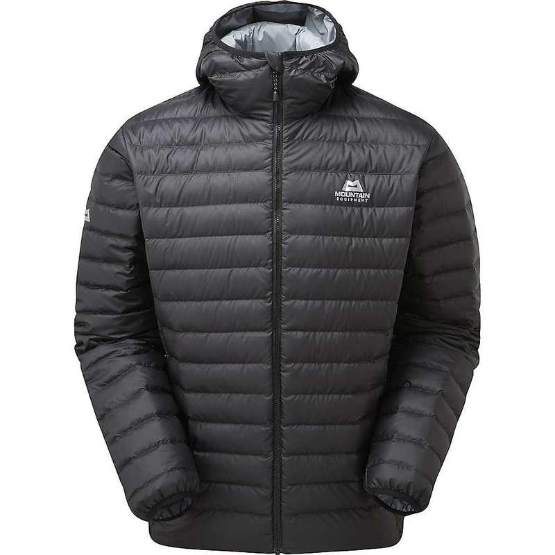 マウンテンイクイップメント メンズ ジャケット・ブルゾン アウター Mountain Equipment Men's Earthrise Hooded Jacket Black