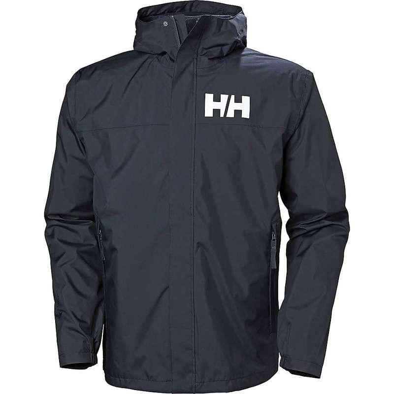 ヘリーハンセン メンズ ジャケット・ブルゾン アウター Helly Hansen Men's Active 2 Jacket Navy
