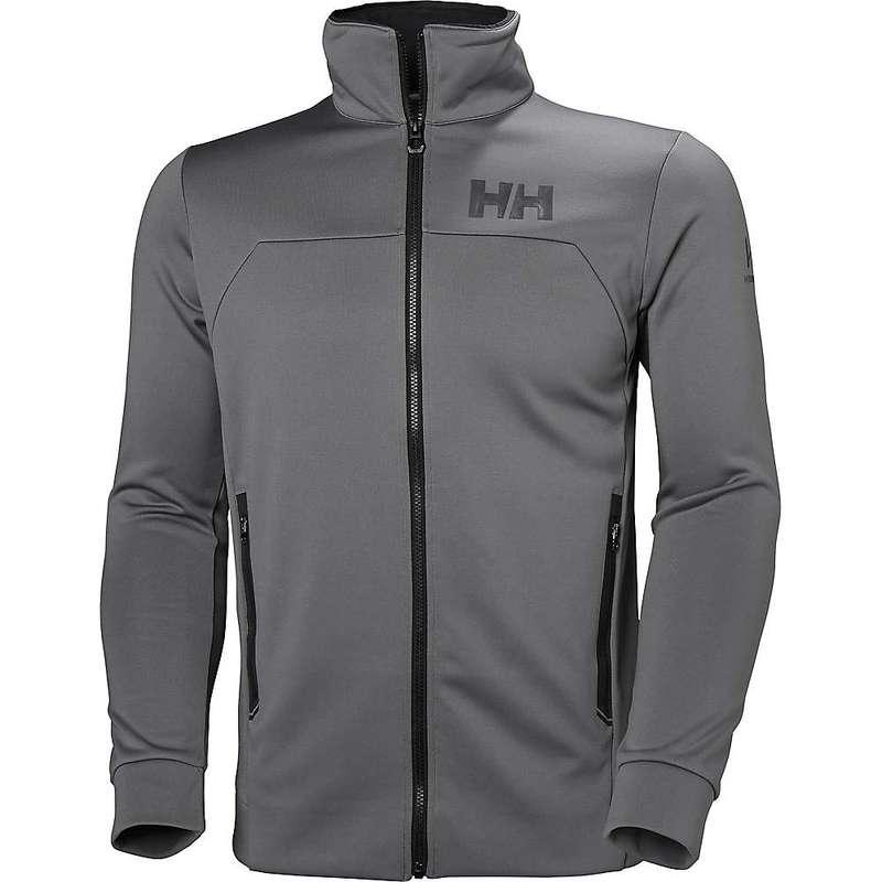 ヘリーハンセン メンズ ジャケット・ブルゾン アウター Helly Hansen Men's HP Fleece Jacket QUIET SHADE