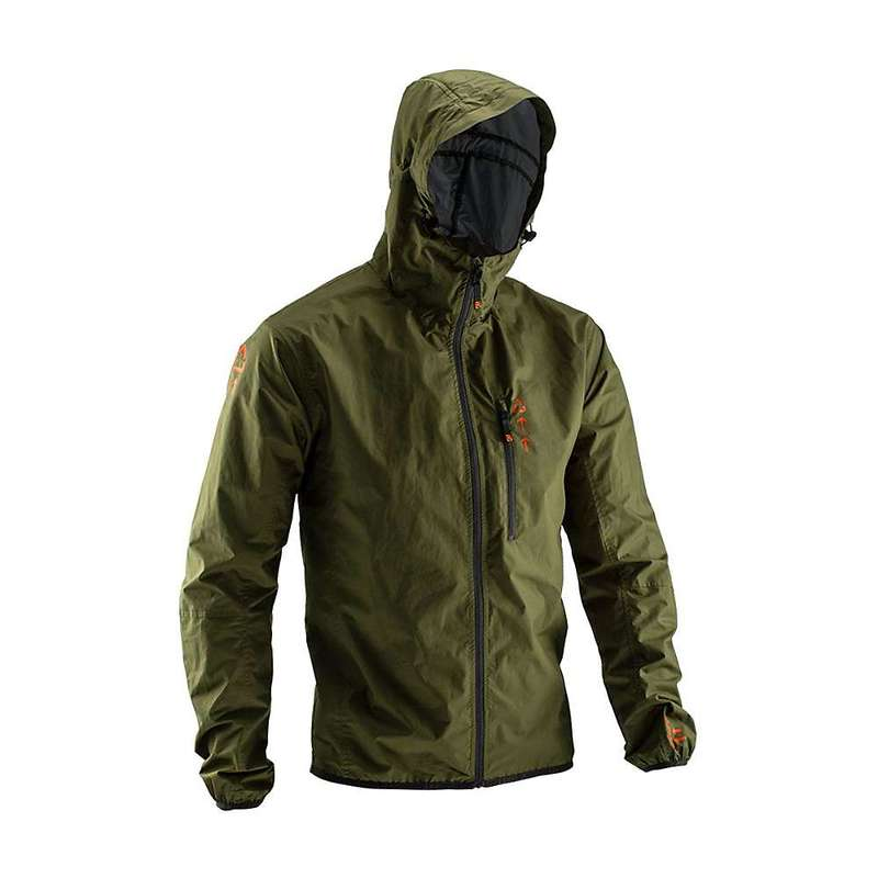 リアット メンズ ジャケット・ブルゾン アウター Leatt Men's DBX 2.0 Jacket Forest