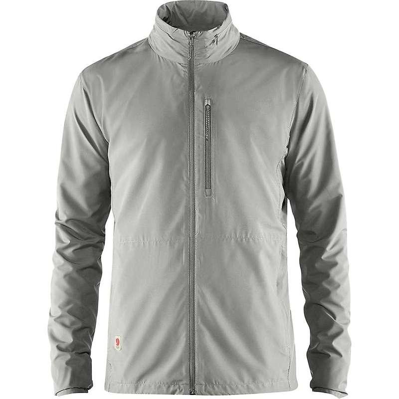 フェールラーベン メンズ ジャケット・ブルゾン アウター Fjallraven Men's High Coast Lite Jacket Shark Grey