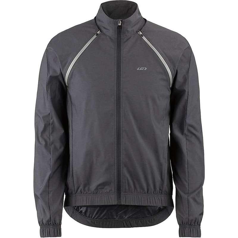 イルスガーナー メンズ ジャケット・ブルゾン アウター Louis Garneau Men's Modesto Switch Jacket Asphalt