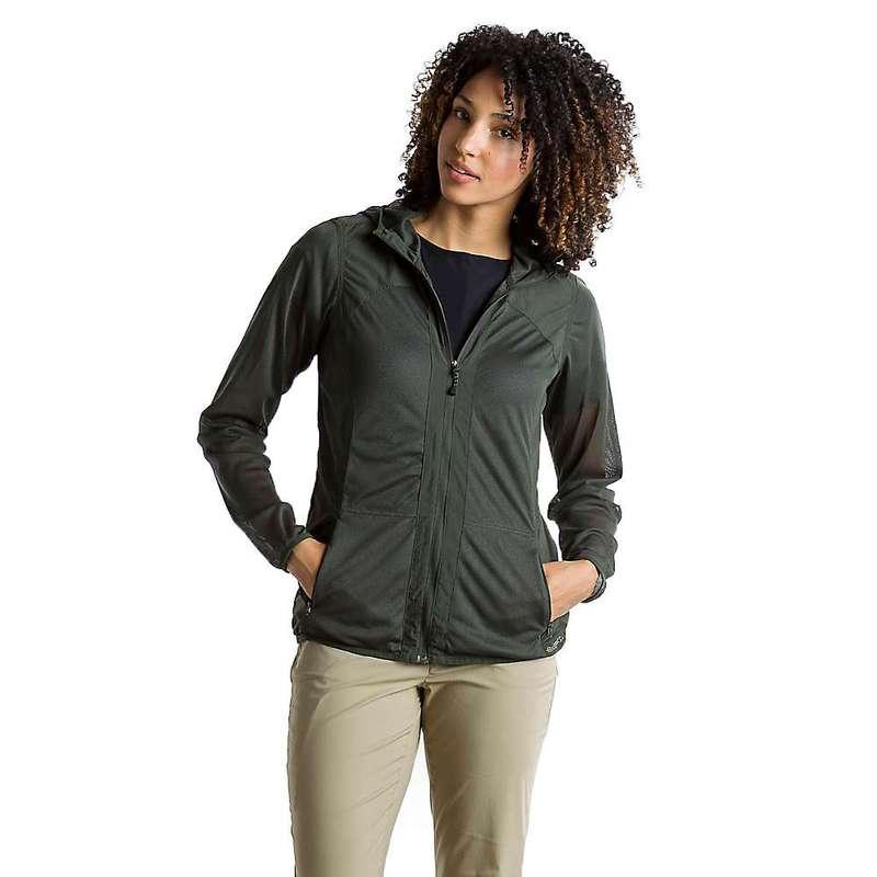 エクスオフィシオ レディース ジャケット・ブルゾン アウター ExOfficio Women's BugsAway Damselfly Jacket Nori