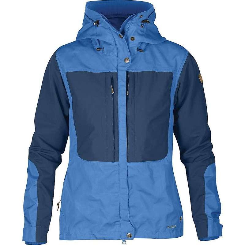 フェールラーベン レディース ジャケット・ブルゾン アウター Fjallraven Women's Keb Jacket UN Blue / Uncle Blue