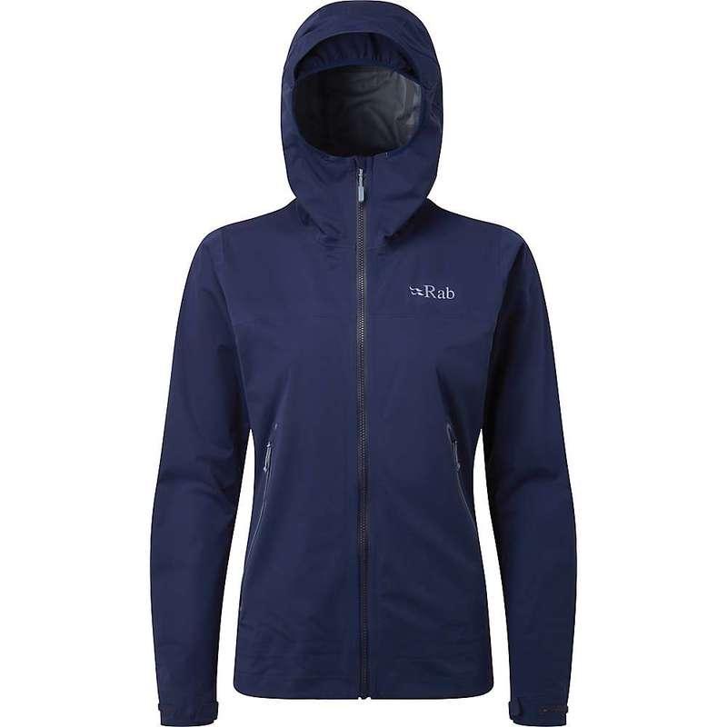 ラブ レディース ジャケット・ブルゾン アウター Rab Women's Kinetic Plus Jacket BlueprintfmIY76gybv