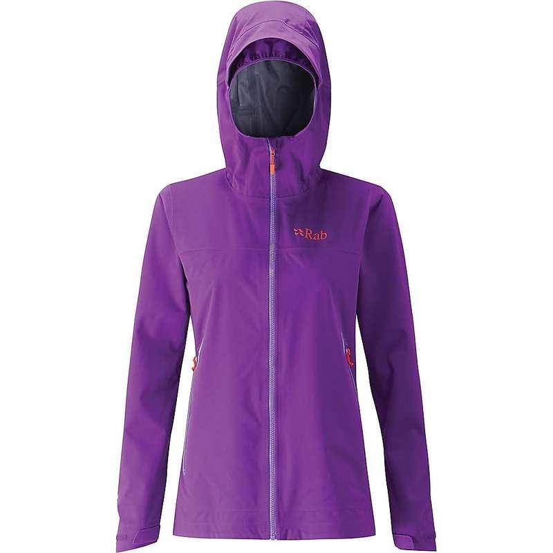 ラブ レディース ジャケット・ブルゾン アウター Rab Women's Kinetic Plus Jacket Nightshade