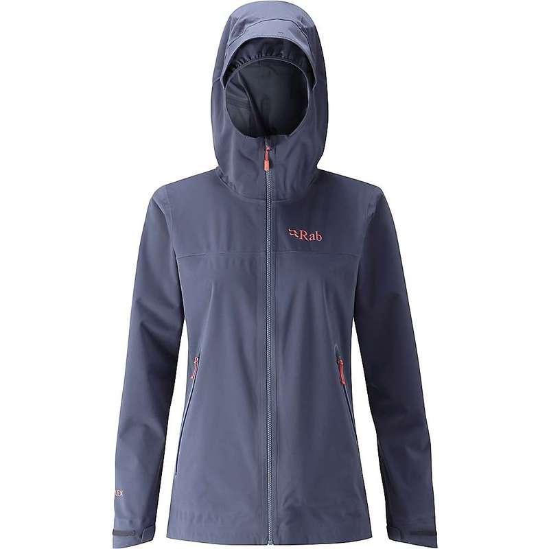 ラブ レディース ジャケット・ブルゾン アウター Rab Women's Kinetic Plus Jacket Steel