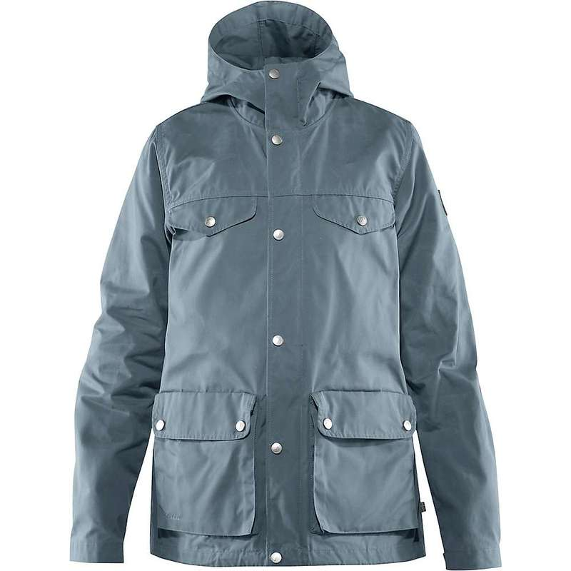 フェールラーベン レディース ジャケット・ブルゾン アウター Fjallraven Women's Greenland Jacket Clay Blue