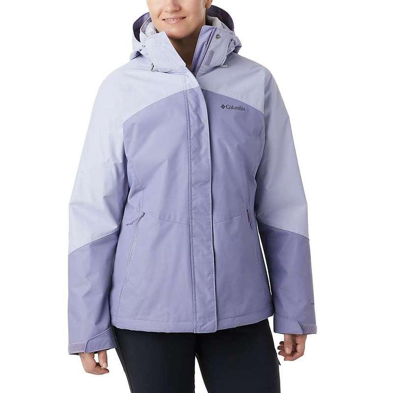 コロンビア レディース ジャケット・ブルゾン アウター Columbia Women's Bugaboo II Fleece Interchange Jacket Dusty Iris / Twilight / Twilight