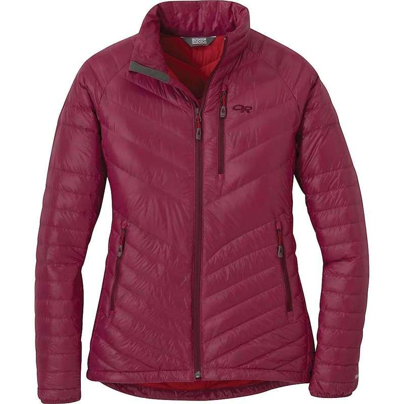 アウトドアリサーチ レディース ジャケット・ブルゾン アウター Outdoor Research Women's Illuminate Down Jacket Garnet