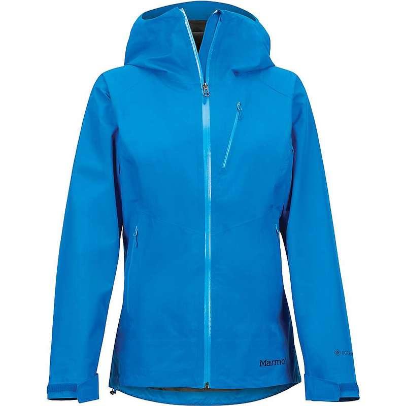 マーモット レディース ジャケット・ブルゾン アウター Marmot Women's Knife Edge Jacket Clear Blue