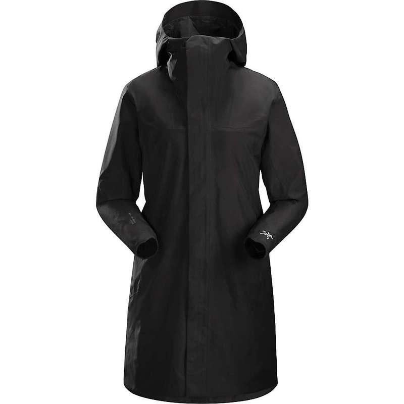 アークテリクス レディース ジャケット・ブルゾン アウター Arcteryx Women's Solano Coat Black