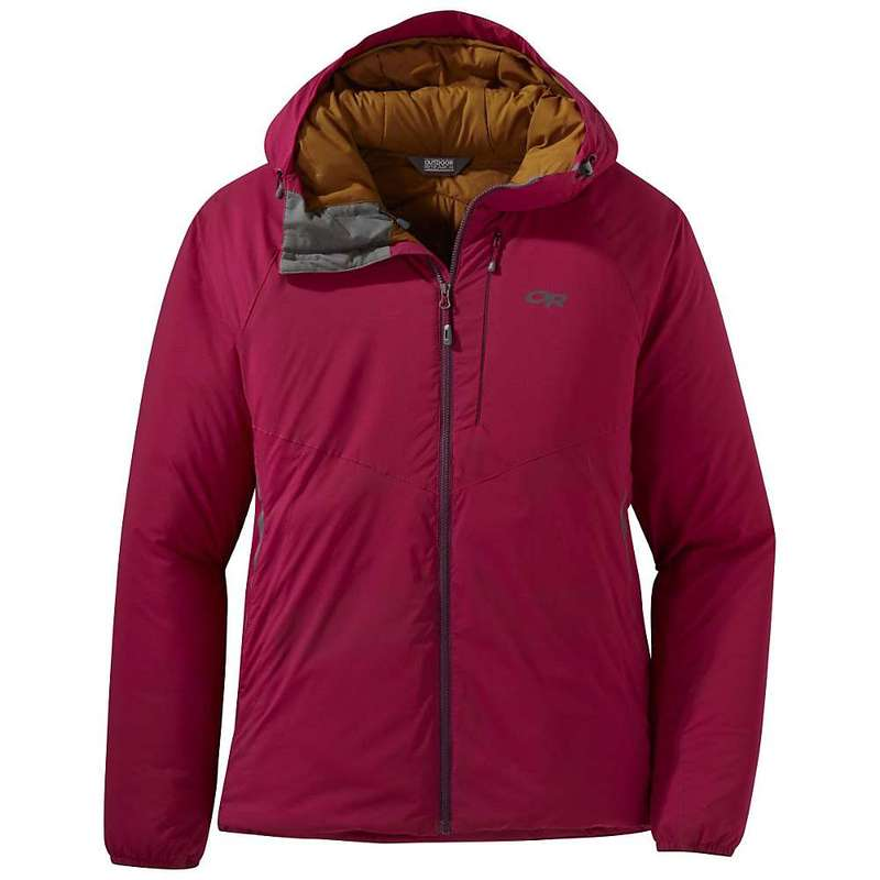 アウトドアリサーチ レディース ジャケット・ブルゾン アウター Outdoor Research Women's Refuge Hooded Jacket Beet