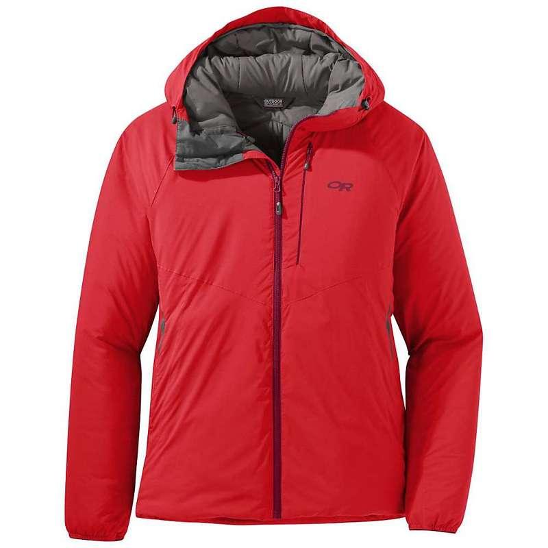 アウトドアリサーチ レディース ジャケット・ブルゾン アウター Outdoor Research Women's Refuge Hooded Jacket Teaberry