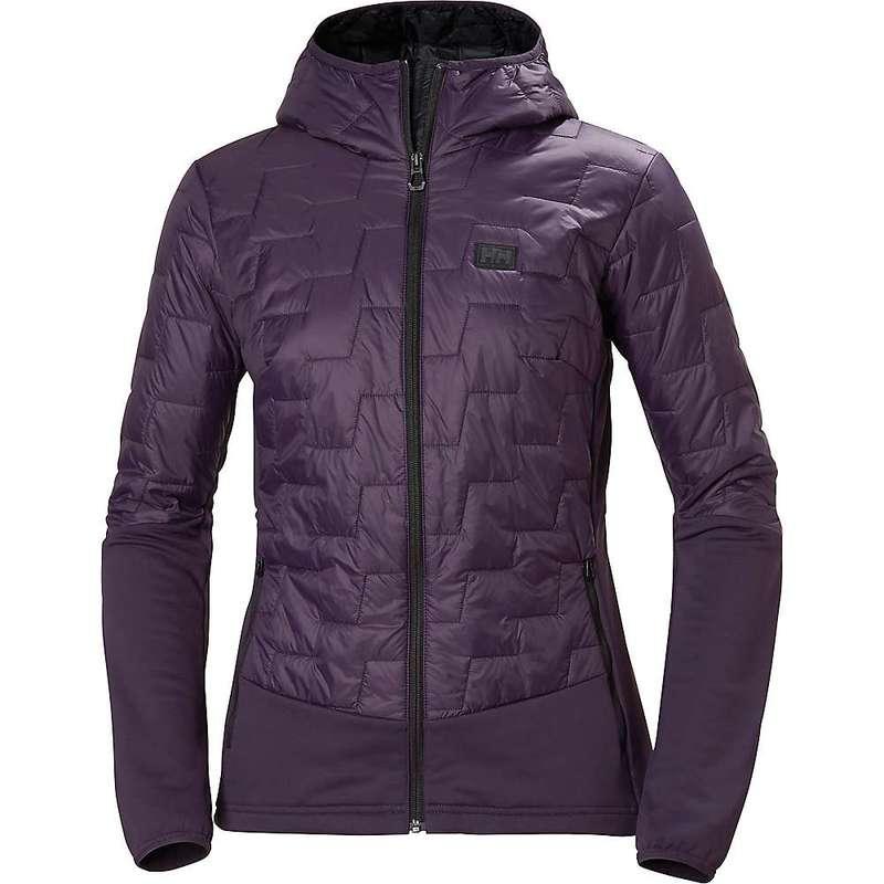 ヘリーハンセン レディース ジャケット・ブルゾン アウター Helly Hansen Women's Lifaloft Hybrid Insulator Jacket Nightshade