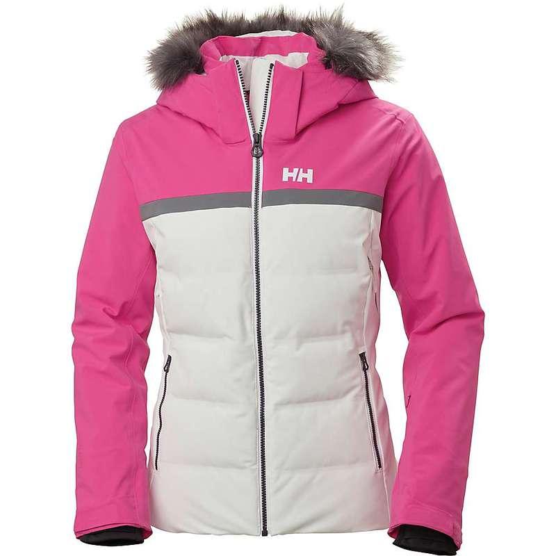 ヘリーハンセン レディース ジャケット・ブルゾン アウター Helly Hansen Women's Powderstar Jacket White