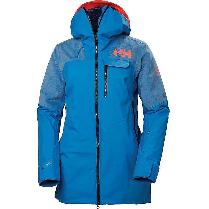 ヘリーハンセン レディース ジャケット・ブルゾン アウター Helly Hansen Women's Whitewall Lifaloft Jacket Bluebell