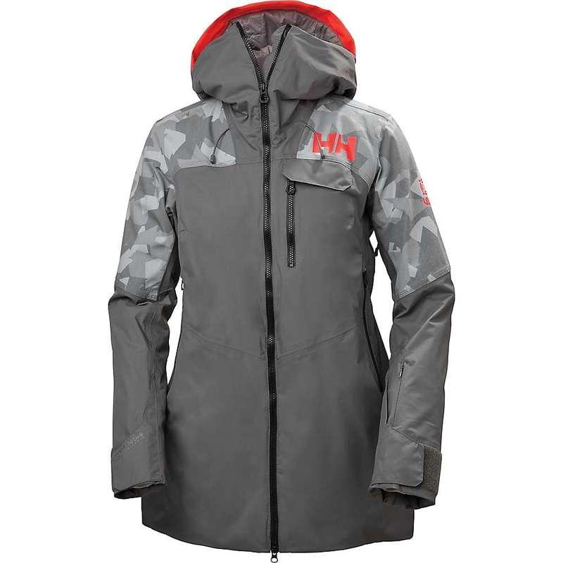ヘリーハンセン レディース ジャケット・ブルゾン アウター Helly Hansen Women's Whitewall Lifaloft Jacket Quiet Shade