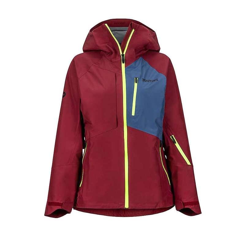 マーモット レディース ジャケット・ブルゾン アウター Marmot Women's Bariloche Jacket Claret / Storm