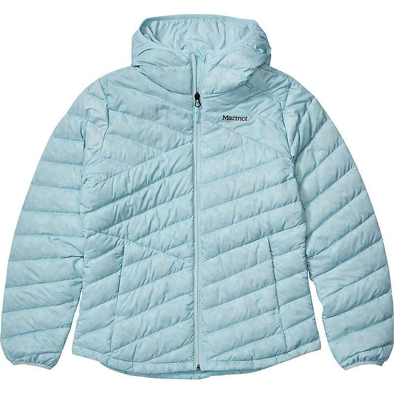 マーモット レディース ジャケット・ブルゾン アウター Marmot Women's Highlander Hoody Corydalis Blue