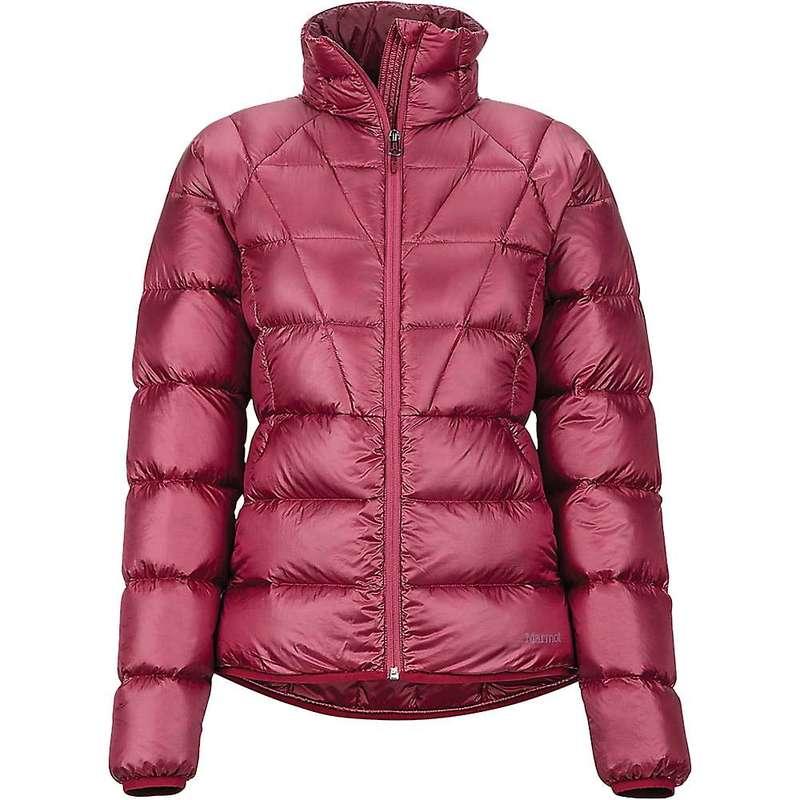 マーモット レディース ジャケット・ブルゾン アウター Marmot Women's Hype Down Jacket Claret