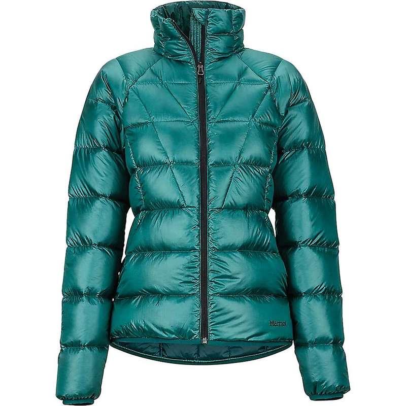 マーモット レディース ジャケット・ブルゾン アウター Marmot Women's Hype Down Jacket Deep Teal