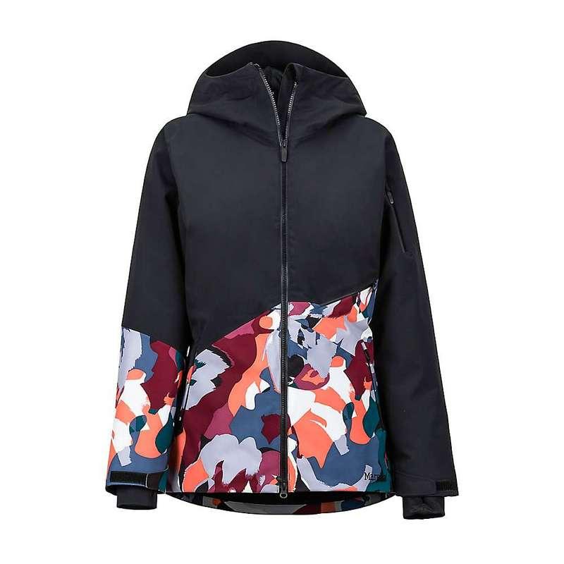 マーモット レディース ジャケット・ブルゾン アウター Marmot Women's Pace Jacket Black / Multi Pop Camo