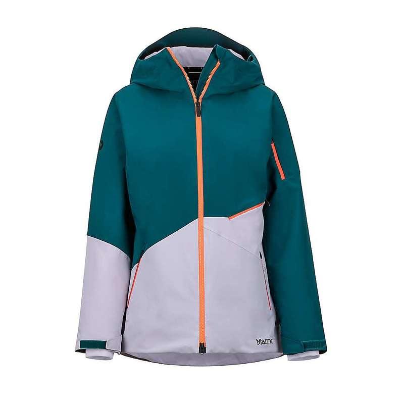 マーモット レディース ジャケット・ブルゾン アウター Marmot Women's Pace Jacket Deep Teal / Lavender Aura