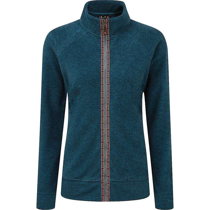シャーパ レディース ジャケット・ブルゾン アウター Sherpa Women's Rolpa Jacket Raja Blue