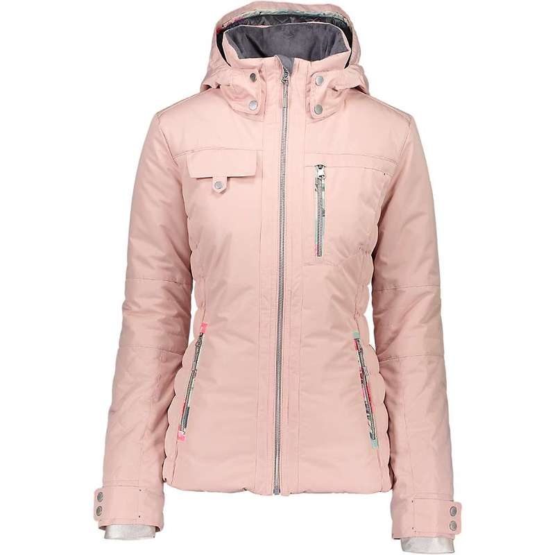 オバマイヤー レディース ジャケット・ブルゾン アウター Obermeyer Women's Leighton Jacket Dusty Rose