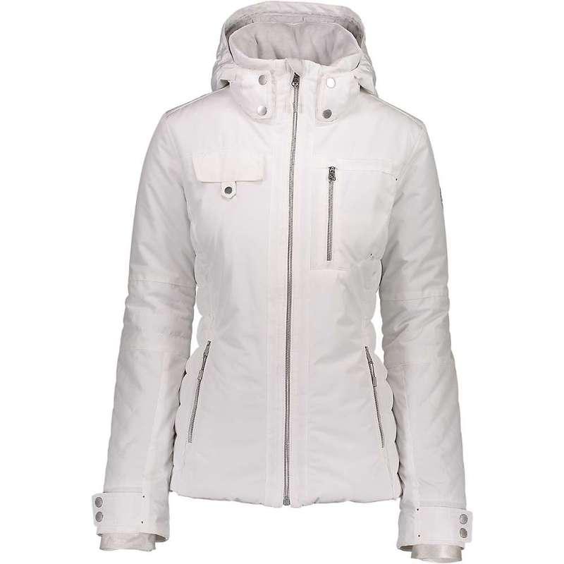 オバマイヤー レディース ジャケット・ブルゾン アウター Obermeyer Women's Leighton Jacket White