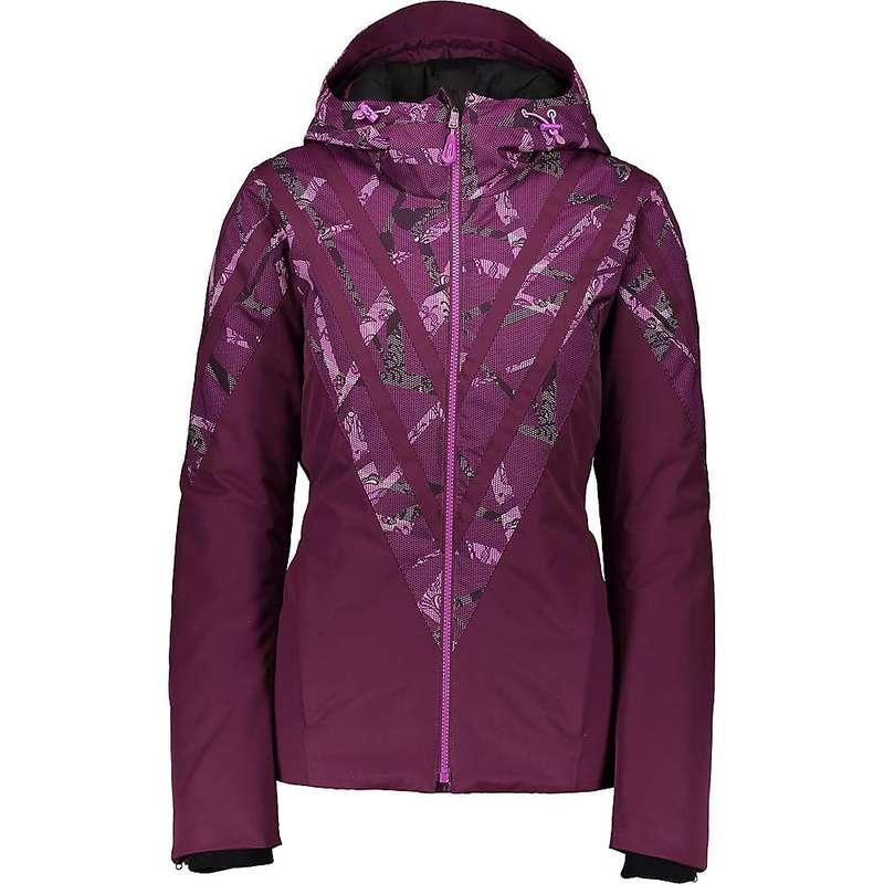 オバマイヤー レディース ジャケット・ブルゾン アウター Obermeyer Women's Trine Jacket Transcend Print
