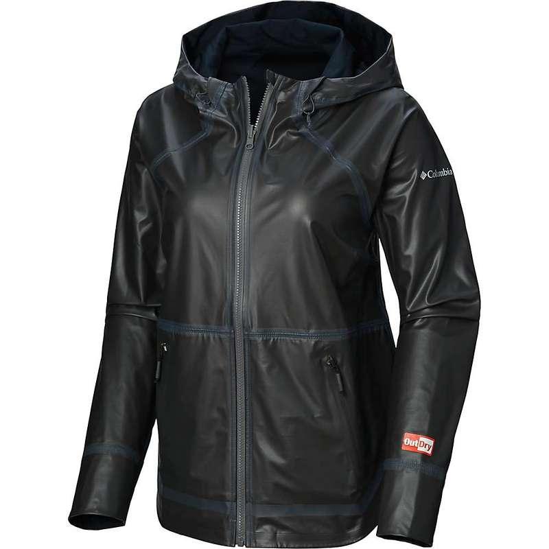 コロンビア レディース ジャケット・ブルゾン アウター Columbia Titanium Women's OutDry Ex Reversible II Jacket Black