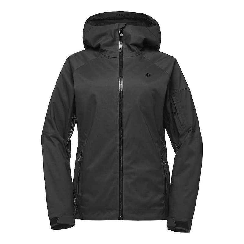 ブラックダイヤモンド レディース ジャケット・ブルゾン アウター Black Diamond Women's BoundaryLine Insulated Jacket Black