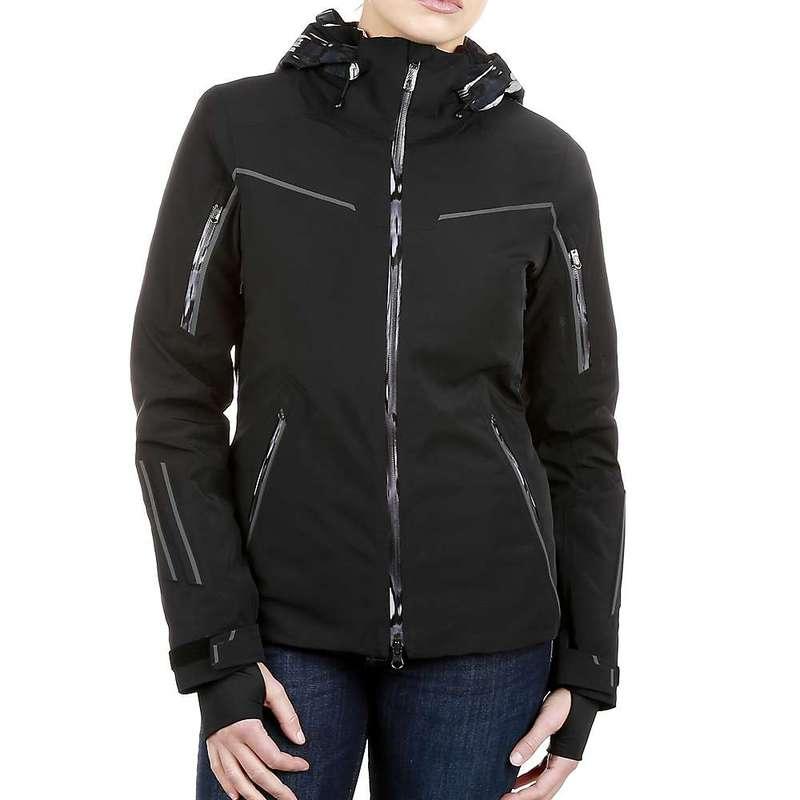 スパイダー レディース ジャケット・ブルゾン アウター Spyder Women's Brava GTX Jacket Black