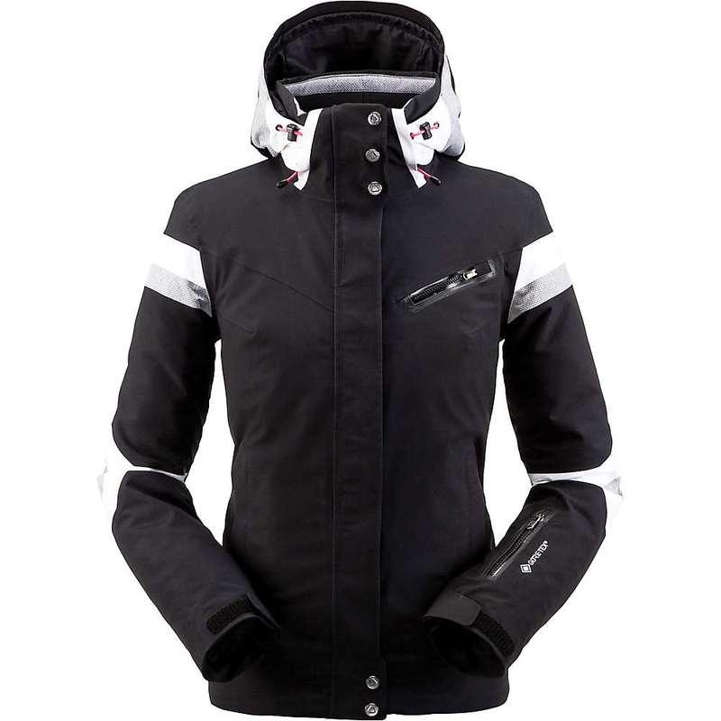 スパイダー レディース ジャケット・ブルゾン アウター Spyder Women's Poise GTX Jacket Black
