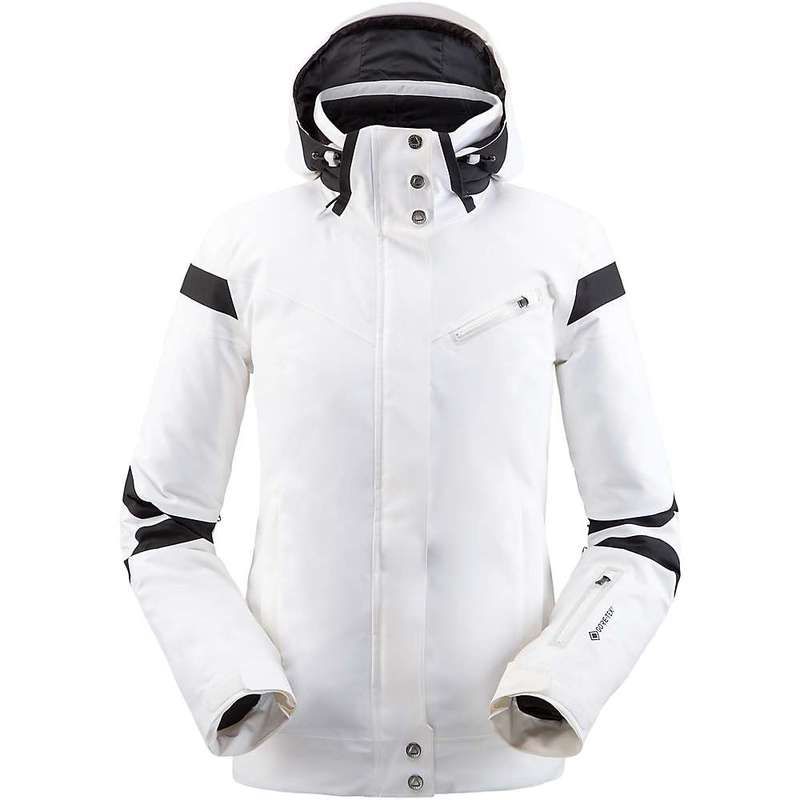 スパイダー レディース ジャケット・ブルゾン アウター Spyder Women's Poise GTX Jacket White
