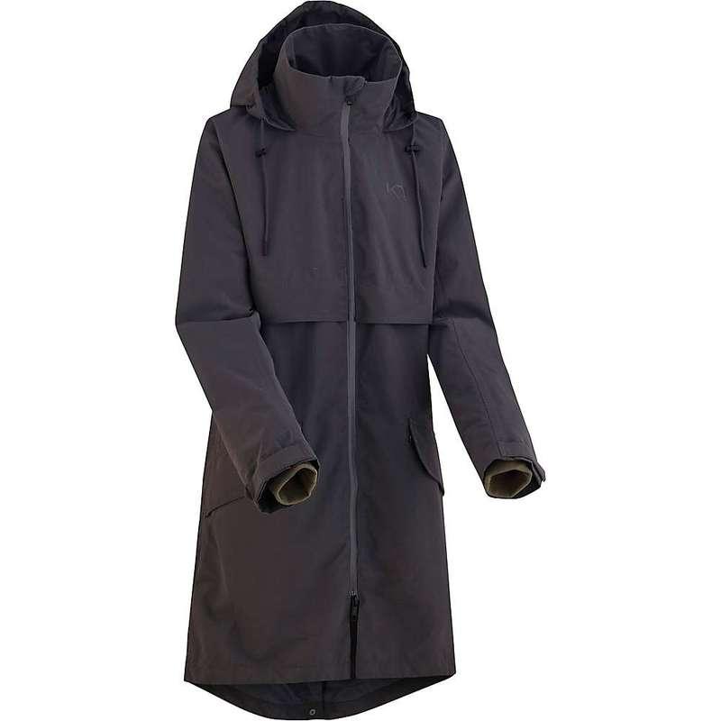 カリ ツラー レディース ジャケット・ブルゾン アウター Kari Traa Women's Raundalen L Jacket Dove