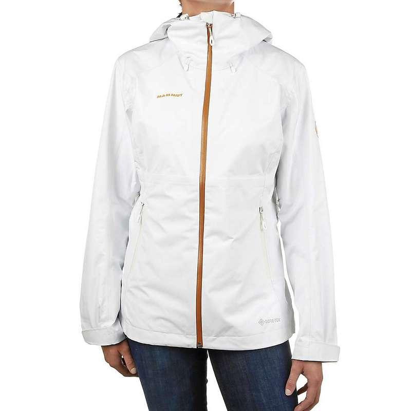 マムート レディース ジャケット・ブルゾン アウター Mammut Women's Convey Tour HS Hooded Jacket Bright White